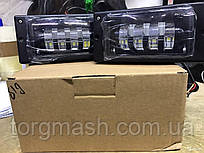 NEW!!! ВТФ LED Протитуманні фари ВАЗ 2110 60W - 7линз: ближній+дальній