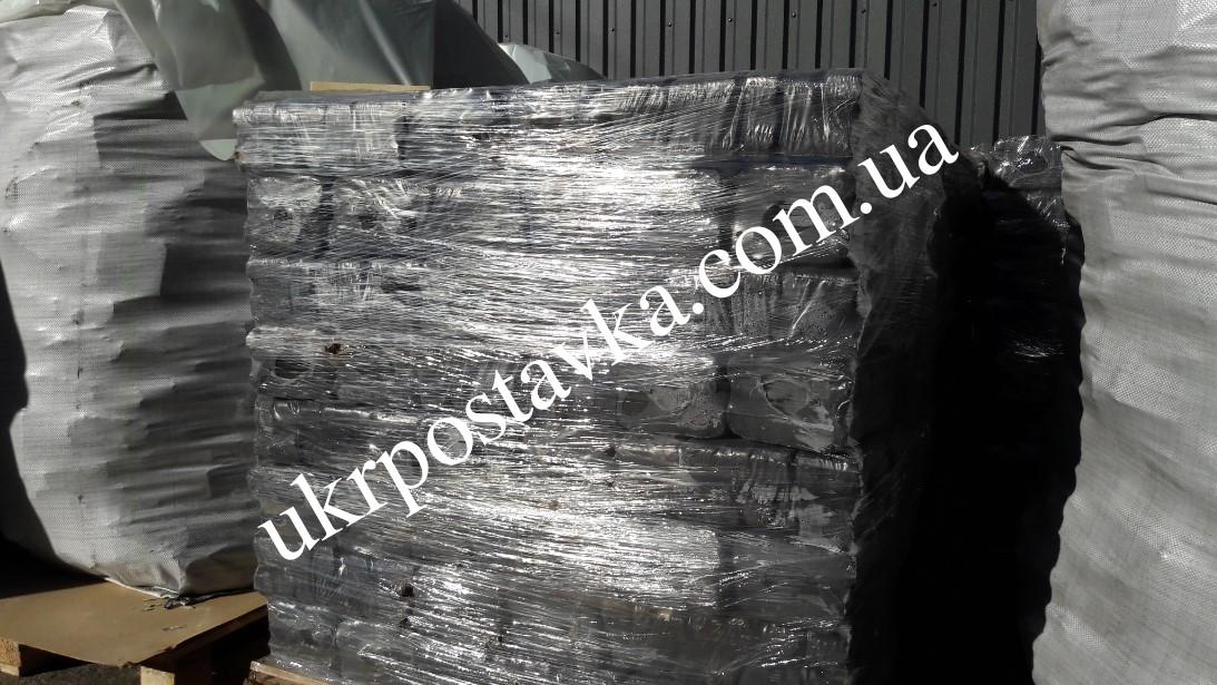 Топливные торфяные брикеты (торфорбрикеты) в евроупаковке