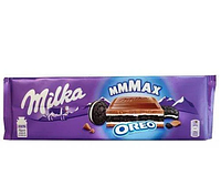 Шоколад Milka Oreo 300г ( з печивом )