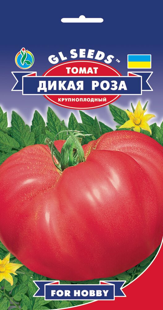 Семена Томата Дикая роза (0.2г), For Hobby, TM GL Seeds