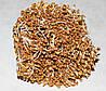 Тычинки Золотистые с блестками на нитке 3 мм 1700 шт/уп