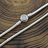 Серебряный браслет Pandora длина 20 см ширина 3 мм вес 15.8 г, фото 5