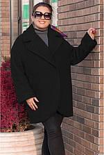 Зимнее пальто ЛАНВИН букле  с 42 по 70 размер (лб)