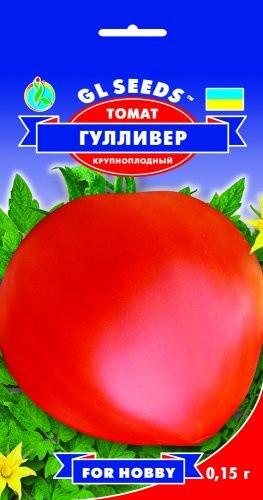 Насіння Томату Гулівер (0.15 г), For Hobby, TM GL Seeds