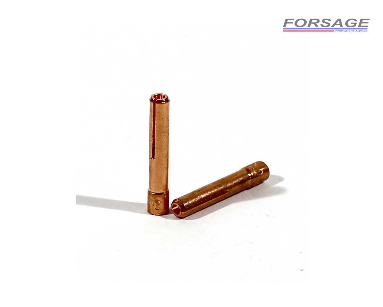 Цанга короткая к горелке TIG WP-9/20 Ø2,0ММ