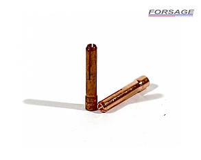 Цанга короткая к горелке TIG WP-9/20 Ø2,4ММ (13N23)