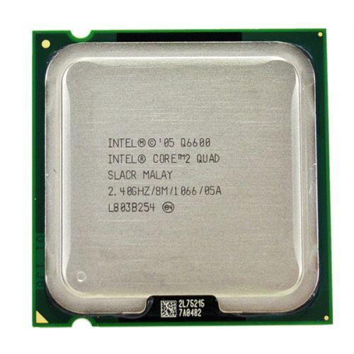 Процессор Intel Core 2 Quad Q6600, 4 Ядра, 2.4Ггц, Lga 775