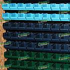 Ящик для метизного стеллажа 700 В/С, складской ящик пластиковый, фото 7