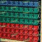 Ящик для метизного стеллажа 700 В/С, складской ящик пластиковый, фото 9