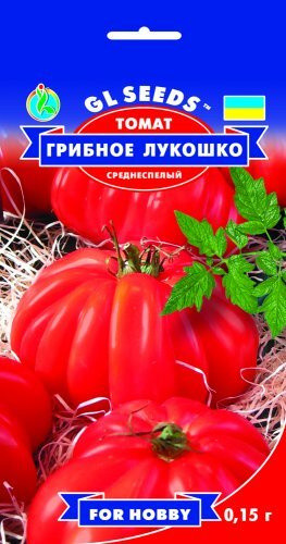 Семена Томата Грибное лукошко (0.15г), For Hobby, TM GL Seeds