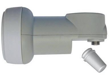 Спутниковый конвертер на один выход