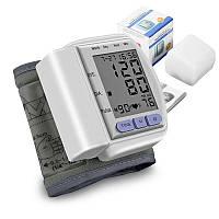Тонометр Automatic Blood Pressure Monitor K12-47 на запястья