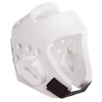 Шлем для тхэквондо PU WTF (р-р S-XL, цвета в ассортименте)