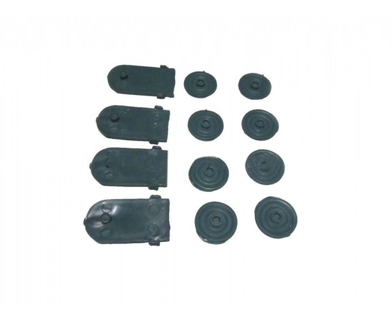 Шайбы противоскрипные рессоры Москвич 412, комплект