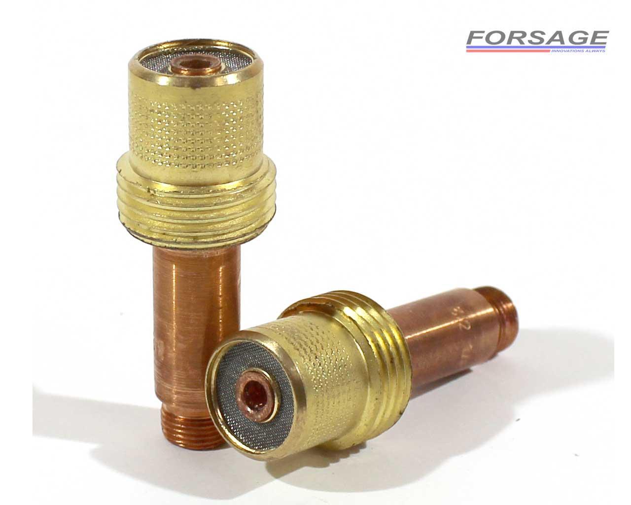 Корпус цанги с газовой линзой WP-17/18/26 3,2ММ (45V27)