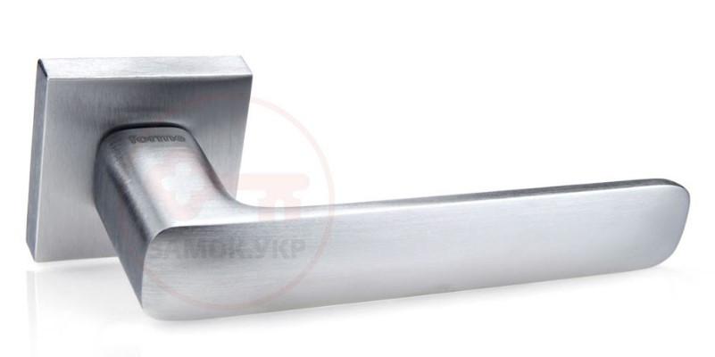 Межкомнатная ручка Forme Sky 490Q хром матовий (Италия)