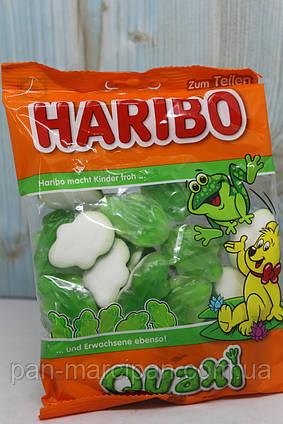 Желейки Haribo Quaxi (жабки) 200 г