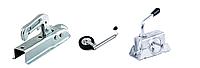 АКЦИЯ Замковое сцепное устройство AL-KO 1224334 + опорное колесо WINTERHOFF 1860904 + хомут WINTERHOFF 1860644