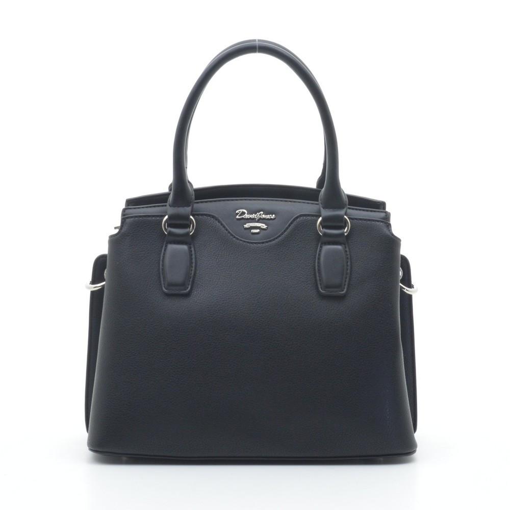 Жіноча сумка David Jones 6416-1T чорна