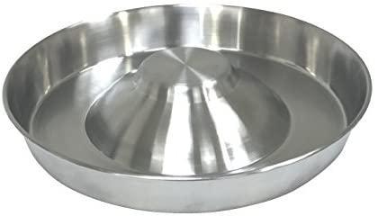 Миска для щенков CROCI Slow Eating. Нержавейка 28*4 см