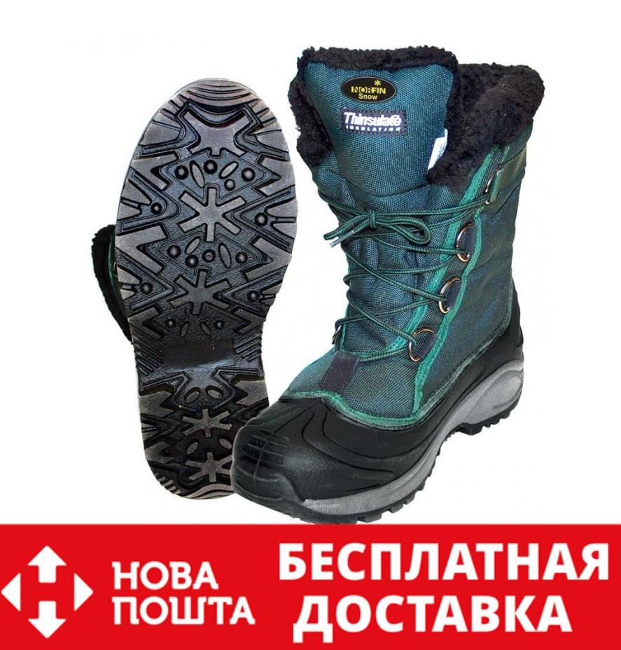 Ботинки зимние Norfin Snow -20° 13980, 44