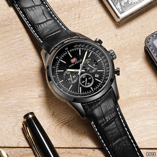 Кварцевые часы MiniFocusMF0116G