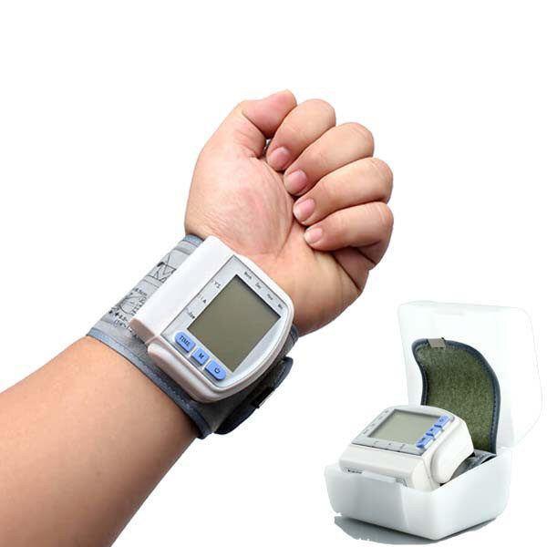 Тонометр на запястье Automatic Blood Pressure Monitor K12-47