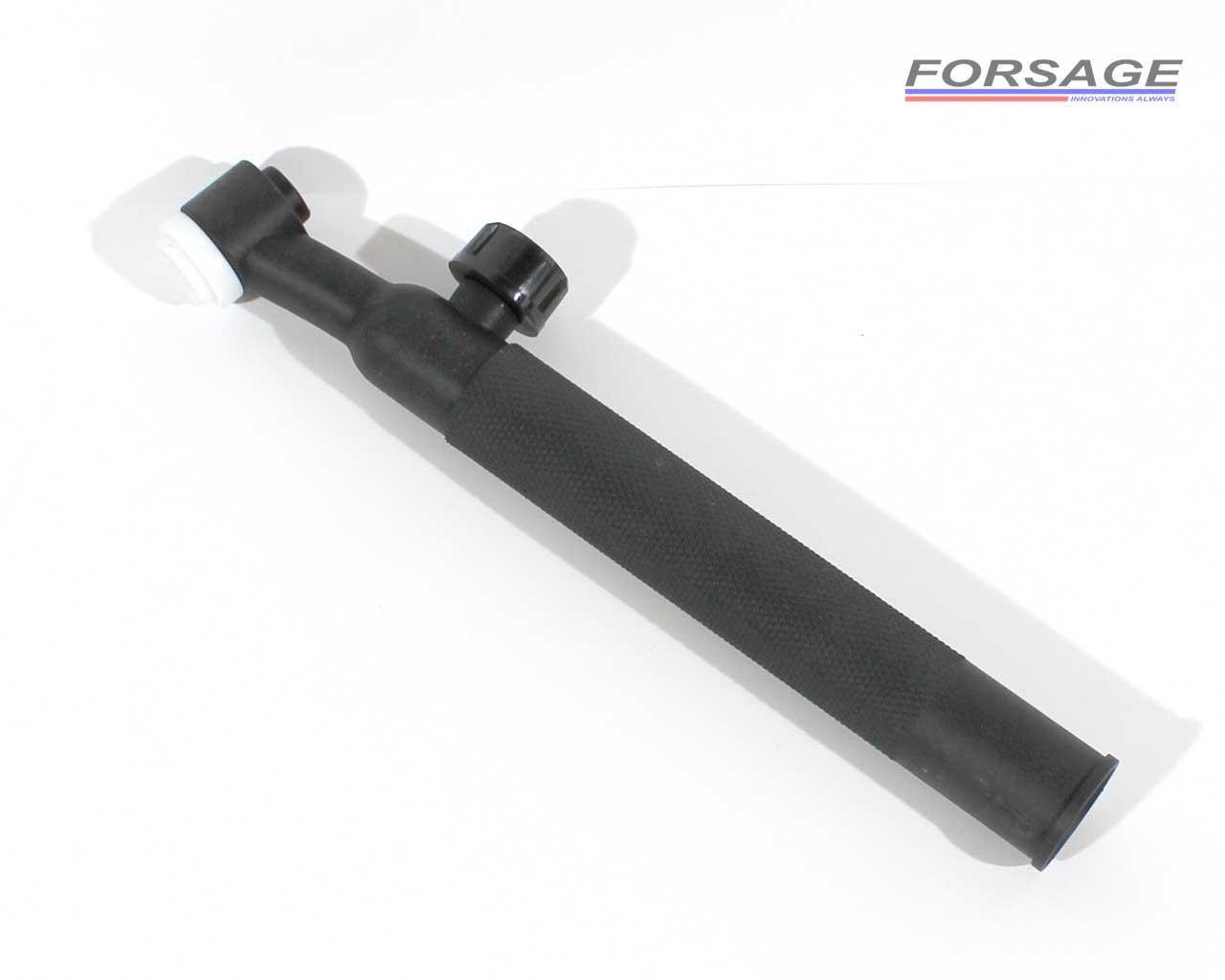 Головка с ручкой WP-9FV с вентилем гибкая для TIG горелки