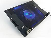 Подставка охладительная под ноутбук ErgoStand A700 с подсветкой