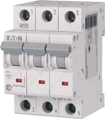 Автоматический выключатель Eaton HL-C16 / 3, фото 2