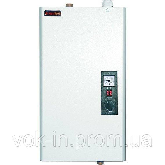 Электрический котел Hot-Well Elektra LUX 9/220/380 без насоса одноконтурный 992571103