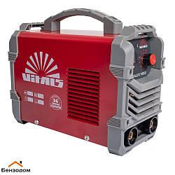 Сварочный инвертор Vitals B 1400D (20-140 А, 4.95 кВт, дисплей, форсаж дуги, горячий старт, антизалипание)