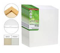 Набор холстов ROSA 40*60 см боковая натяжка мелкое зерно акрил хлопок (ROZ5264060SET)