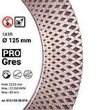 Диск (фреза) алмазний відрізний 125мм *22,2 Baumesser Pro Gres (кераміка), фото 2