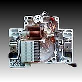 Автоматический выключатель Eaton HL-C 20/3, фото 3