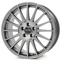 Литые диски OZ Racing Superturismo GT R19 W8 PCD5x108 ET38 DIA70.1 (grigio corsa)