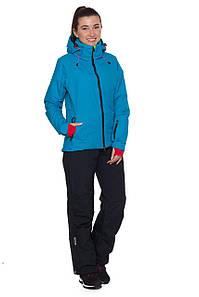 Горнолыжный костюм Brooklet женский голубой
