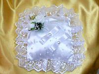 Подушечки свадебные для колец