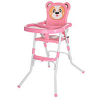 Стульчик для кормления + стульчик 2 в 1, Bambi 113-8, фото 1