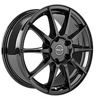 Литые диски ProLine Wheels UX100 R16 W7 PCD5x112 ET50 DIA66.5 (black polished)