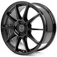 Литые диски ProLine Wheels UX100 R17 W7.5 PCD5x112 ET50 DIA66.5 (anthracite)