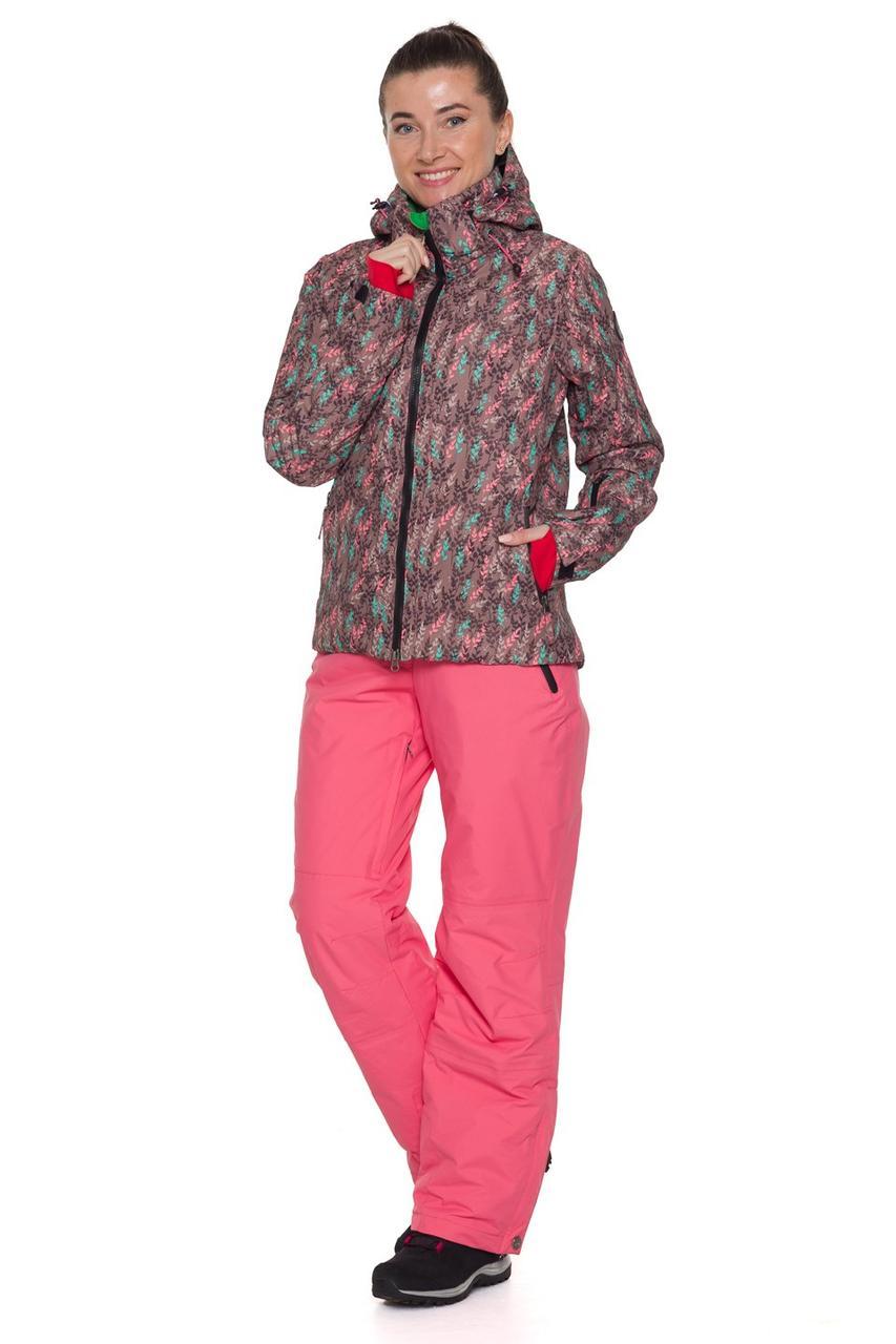 Горнолыжный костюм Brooklet женский мультиколор