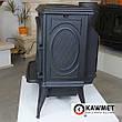 Чугунная печь KawMet S5 (11.3 KW) Premium с вторичным дожигом, фото 2
