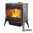 Чугунная печь KawMet S5 (11.3 KW) Premium с вторичным дожигом, фото 6