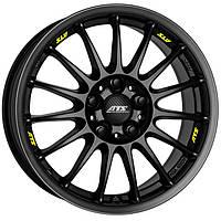 Литые диски ATS StreetRallye R18 W7.5 PCD4x108 ET22 DIA65.1 (matt black)