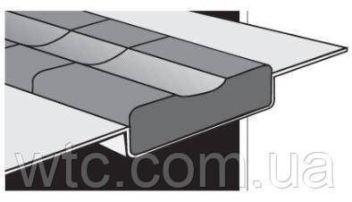 Керамічна підкладка ОК Backing Rectangular 13