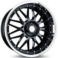 Литые диски Keskin KT4 New Racer R18 W9.5 PCD5x100 ET25 DIA72.6 (BLP)