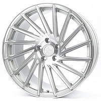 Литые диски Keskin KT17 Hurricane R22 W10 PCD5x112 ET50 DIA66.6 (silver front polished)
