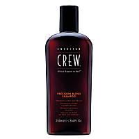 Шампунь American Crew Precision Blend для волос после маскировки седины 250 мл