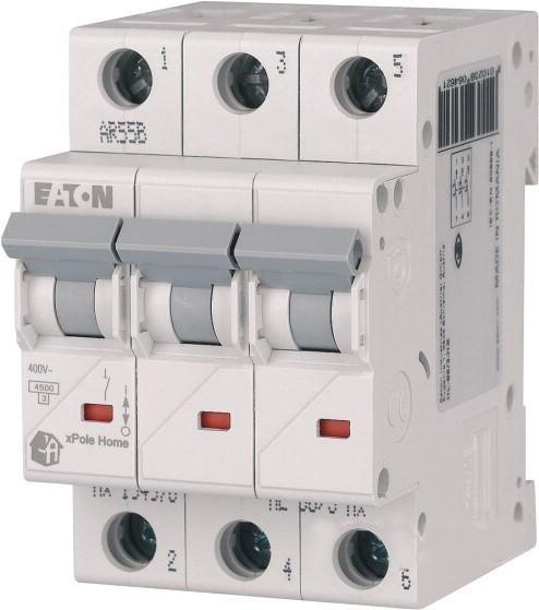 Автоматический выключатель Eaton HL-C 63/3